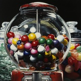 Gumball 14 Photographic Print by Charles Bell
