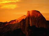 Sunlight on Half Dome Photographic Print by Shubroto Chattopadhyay