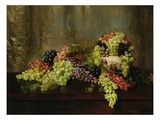 Grapes Giclee Print by Alberta Binford McCloskey