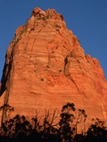 Sandstone Butte in Zion National Park Photographic Print by Scott T. Smith