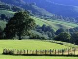 Pays Basques Countryside Photographie par Owen Franken