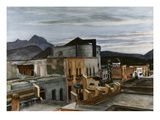 El Palacio Giclee Print by Edward Hopper