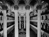 Great Hall of National Building Museum Photographic Print