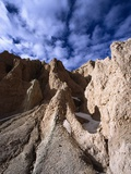 Hoodoos in South Dakota Badlands Photographic Print by Karen Kent