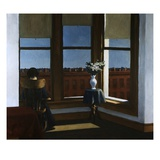 Room in Brooklyn Gicle-tryk af Edward Hopper