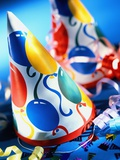 Party Hats Photographic Print by Danilo Calilung
