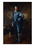 The Blue Boy Giclee Print by Thomas Gainsborough
