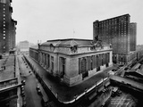 Grand Central Terminal Fotografie-Druck