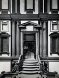 Entrance to the Medicean-Laurentian Library Photographic Print by Bettmann