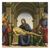 Pieta Giclee Print by  Perugino