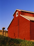 Red Barn Photographic Print by Stuart Westmorland