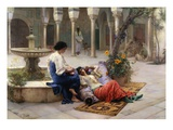 A Harem Beauty Giclee Print by Max Von Bredt