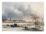 Vienna, Austria Giclee Print by Rudolf von Alt