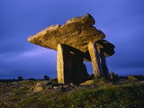 Poulnabrone Dolmen Photographic Print by Richard Cummins