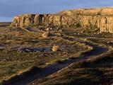Landscape of The Burren Photographic Print by Christophe Boisvieux