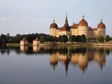 Moritzburg Castle, Dresden, Germany Photographic Print by Bryan F. Peterson