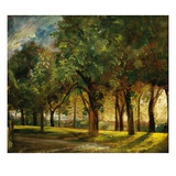 Judge's Walk Hampstead Giclee Print by John Constable