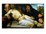 The Lamentation of Christ Giclee Print by Giovanni Girolamo Savoldo