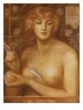 Venus Verticordia Giclee Print by Dante Gabriel Rossetti