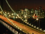 San Francisco Bay Bridge Photographic Print by Bob Rowan