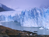 Moreno Glacier and Lago Argentino Photographic Print by Theo Allofs