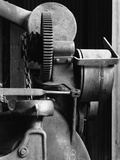Wheel Boring Machine No.2 Photographic Print by Gordon Osmundson