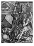 Melancholia I Giclee Print