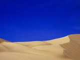 Sand Dunes Photographic Print by William Manning