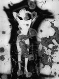 Female Figure Graffiti Photographic Print by Brett Weston