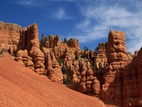 Red Canyon Photographic Print by Buddy Mays