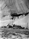 Canyon de Chelly Cliff Dwellings Photographic Print