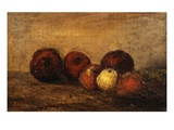 Pommes Giclee Print by Gustave Courbet