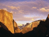 Sunset in Yosemite Valley Photographic Print by Darrell Gulin