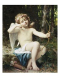 Cupid&#39;s Arrows Giclee Print by Leon Bazile Perrault
