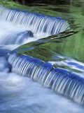 Tranquil Waterfall Photographic Print by  Owaki - Kulla