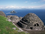 Early Christian Monastery, Skellig Michael Photographic Print by Tom Bean