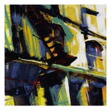 Storefront Giclee Print by Patti Mollica
