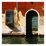 Venice Door Giclee Print by Reynard Milici