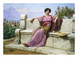 Tranquility Giclee Print by John William Godward
