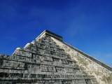 Pyramid of Kukulcan at Chichen-Itza Photographic Print by Danny Lehman