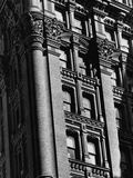 Exterior Detail of the Potter Building Photographic Print by Karen Tweedy-Holmes