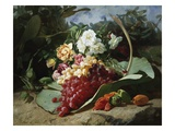 Nature's Bounty Giclee Print by David Emil Joseph de Noter