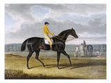 Aquatint by Thomas Sutherland After Jack Spigot, Winner 1821 Giclee Print by John Frederick Herring I