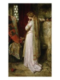A Pensive Moment Premium Giclee Print by F. Sydney Muschamp