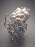 All Eggs in One Basket Photographic Print by  Owaki - Kulla