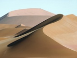 Dune in the Namib Desert Photographic Print