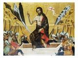 The Resurrection Giclee Print by  Italo-Cretan School