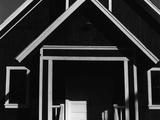 House Photographic Print by Brett Weston
