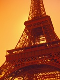 Eiffel Tower Against Sky Photographic Print by Lance Nelson