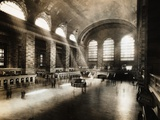 Concourse of Grand Central Terminal Reproduction photographique